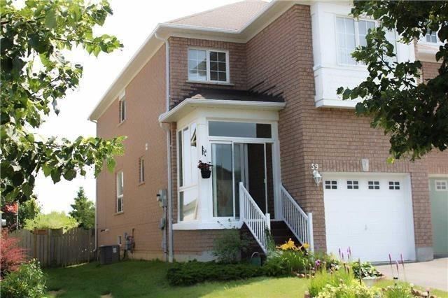 59 Candlebrook Dr, Whitby, ON L1R 2V5 (#E4425553) :: Jacky Man | Remax Ultimate Realty Inc.