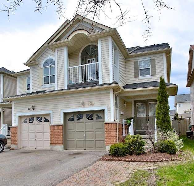 125 Candlebrook Dr, Whitby, ON L1R 2V8 (#E4426254) :: Jacky Man | Remax Ultimate Realty Inc.