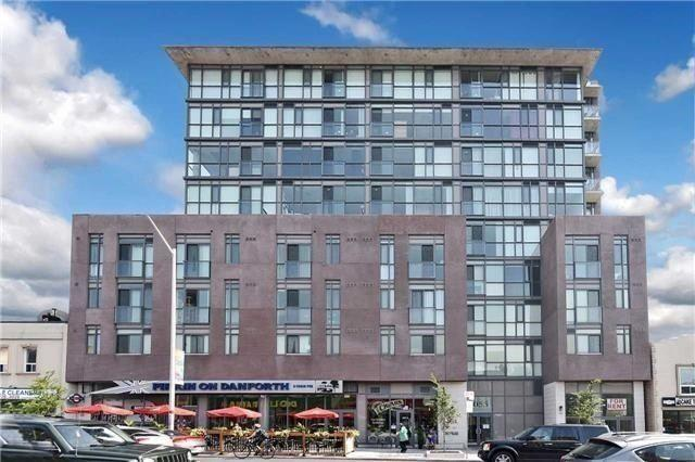 2055 Danforth Ave #610, Toronto, ON M4C 1J8 (#E4457945) :: Jacky Man   Remax Ultimate Realty Inc.