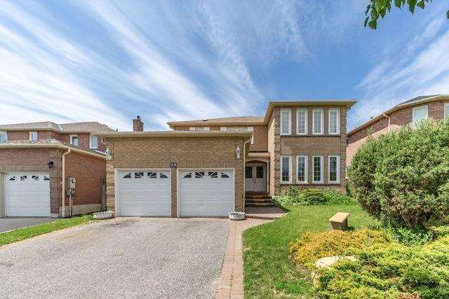 23 Griffiths Dr, Ajax, ON L1T 3J4 (#E4484196) :: Jacky Man | Remax Ultimate Realty Inc.