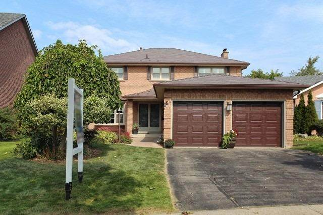 16 Fitzgerald Dr, Ajax, ON L1S 4V8 (#E4927770) :: The Ramos Team