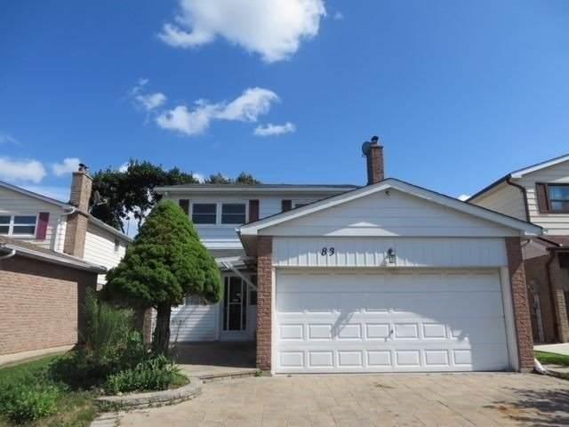 83 Statesman Sq, Toronto, ON M1S 4H7 (MLS #E5136527) :: Forest Hill Real Estate Inc Brokerage Barrie Innisfil Orillia
