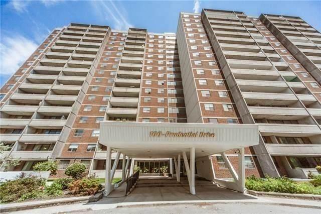 100 Prudential Dr #311, Toronto, ON M1P 4V4 (#E5320962) :: The Ramos Team