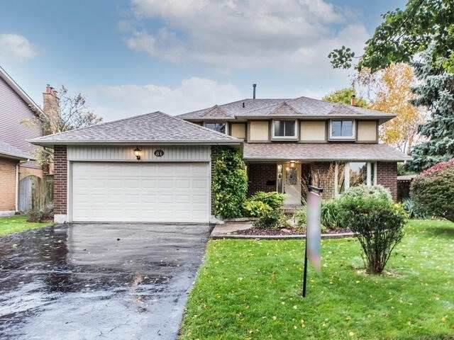 81 Anstead Cres, Ajax, ON L1S 3X4 (#E5413307) :: Royal Lepage Connect