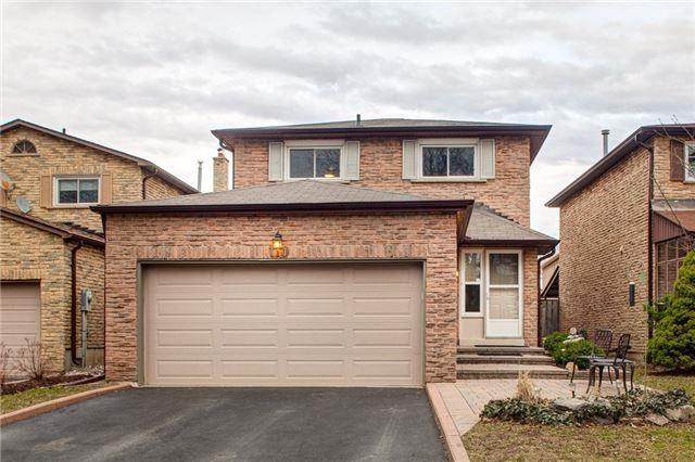 110 Mercer Cres, Markham, ON L3P 4K2 (#N3883632) :: Beg Brothers Real Estate