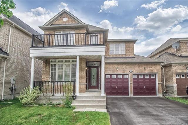 126 Stonechurch Cres, Markham, ON L6B 0J2 (#N3883648) :: Beg Brothers Real Estate