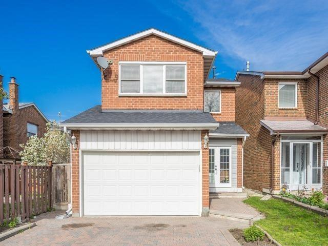 124 Bob O'link Ave, Vaughan, ON L4K 1H2 (#N3883791) :: Beg Brothers Real Estate