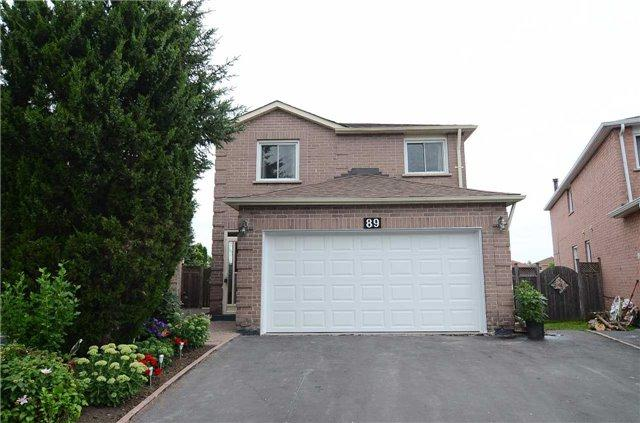 89 Cimmaron St, Markham, ON L3S 2G5 (#N3884031) :: Beg Brothers Real Estate