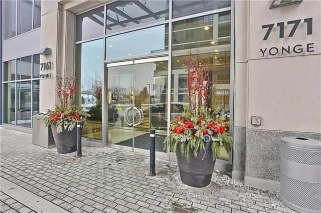 7171 Yonge St #907, Markham, ON L3T 0C5 (#N3884039) :: Beg Brothers Real Estate