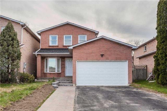 40 Michener Cres, Markham, ON L3P 6Z4 (#N3884066) :: Beg Brothers Real Estate
