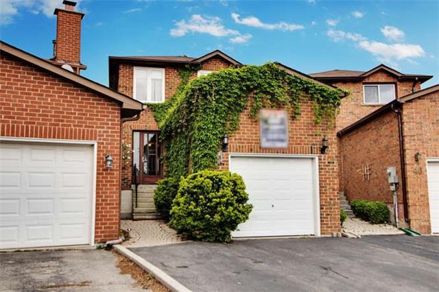 38 Tinti Pl, Vaughan, ON L4J 5B1 (#N3936230) :: Beg Brothers Real Estate