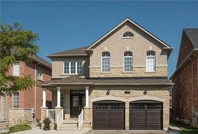 154 Andrew Hill Dr, Vaughan, ON L4H 0G6 (#N3936700) :: Beg Brothers Real Estate