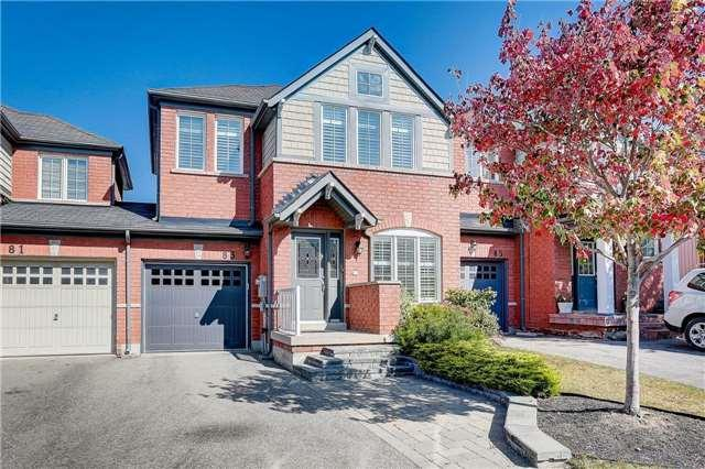 83 Thomas Legge Cres, Richmond Hill, ON L4E 4V8 (#N3936858) :: Beg Brothers Real Estate