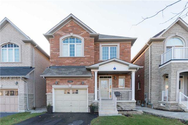 276 Oberfrick Ave, Vaughan, ON L6A (#N3989937) :: Beg Brothers Real Estate