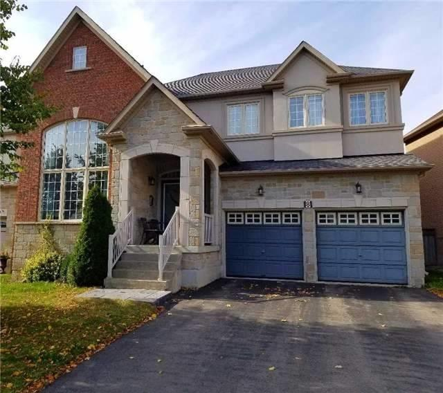 8 Loire Valley Ave, Vaughan, ON L4J 8S2 (#N3990027) :: Beg Brothers Real Estate