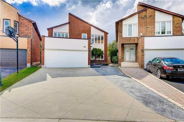 10 Kimbergate Way, Vaughan, ON L4J 6R6 (#N3990042) :: Beg Brothers Real Estate