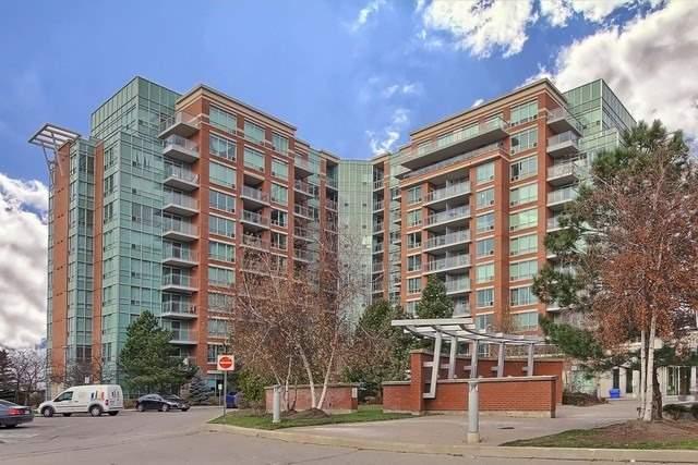 48 Suncrest Blvd #818, Markham, ON L3T 7Y5 (#N3990079) :: Beg Brothers Real Estate