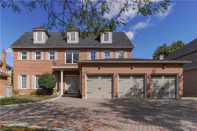 21 Dumfries Dr, Markham, ON L6C 1S1 (#N3990249) :: Beg Brothers Real Estate