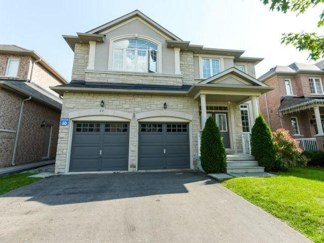 23 Kentwood Cres, Markham, ON L6B 0L8 (#N3990305) :: Beg Brothers Real Estate