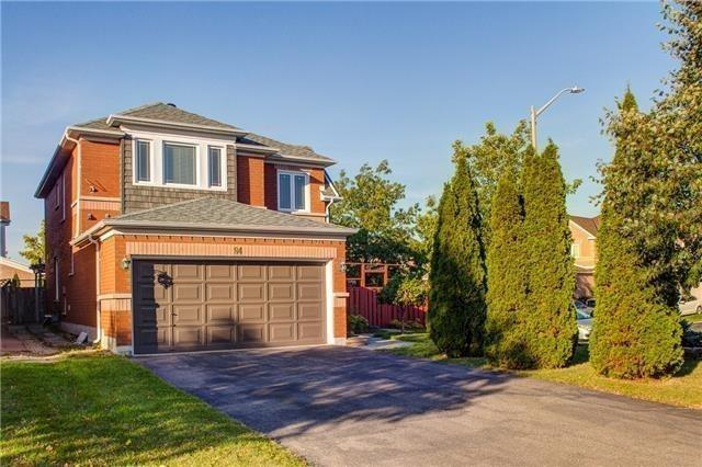 84 Quince Cres, Markham, ON L3S 3T2 (#N4025147) :: Beg Brothers Real Estate