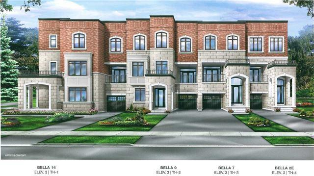 202 Arianna Cres, Vaughan, ON L6A 4Z9 (#N4026088) :: Apex Realty Network