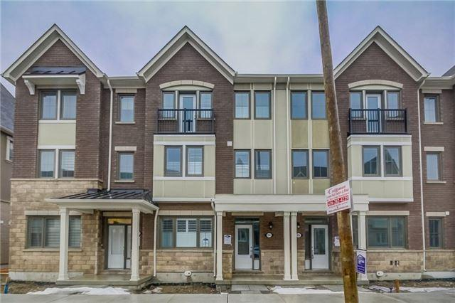 14 Thomas Swanson St, Markham, ON L6B 1M8 (#N4047451) :: Beg Brothers Real Estate