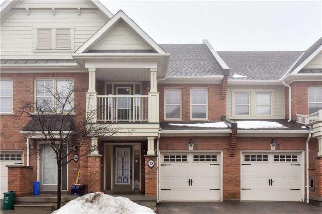 28 Latitude Lane, Whitchurch-Stouffville, ON L4A 0T1 (#N4047559) :: Beg Brothers Real Estate