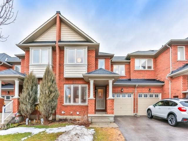 48 Sequin Dr, Richmond Hill, ON L4E 0J2 (#N4047576) :: Beg Brothers Real Estate