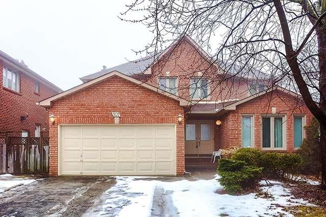 101 Church St, Vaughan, ON L6A 1G5 (#N4047686) :: Beg Brothers Real Estate