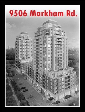 9506 Markham Rd #1608, Markham, ON L6E 0S5 (#N4047715) :: Beg Brothers Real Estate