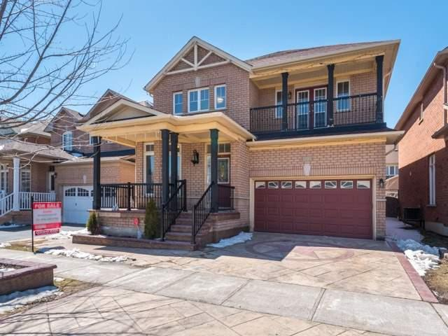 122 Alfred Paterson Dr, Markham, ON L6E 1L5 (#N4107033) :: Beg Brothers Real Estate