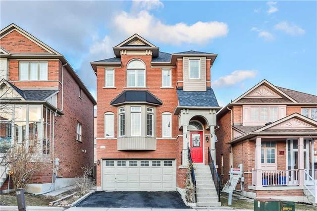 13 Henrietta St, Markham, ON L6C 2E9 (#N4107074) :: Beg Brothers Real Estate