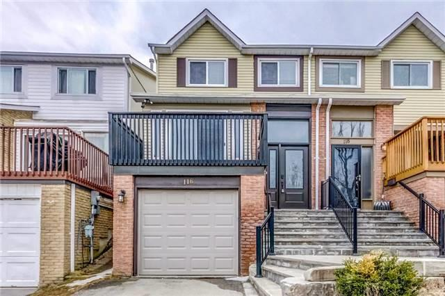 116 Durie Lane, Markham, ON L3T 5H5 (#N4107347) :: Beg Brothers Real Estate