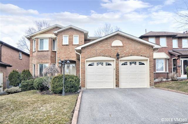 9 Quarry Stone Dr, Markham, ON L3P 6N5 (#N4107368) :: Beg Brothers Real Estate
