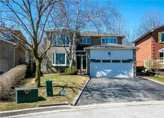 20 Trothen Circ, Markham, ON L3P 4H5 (#N4107455) :: Beg Brothers Real Estate