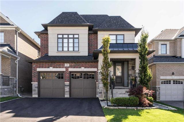 119 Via Toscana, Vaughan, ON L4H 3V2 (#N4107461) :: Beg Brothers Real Estate