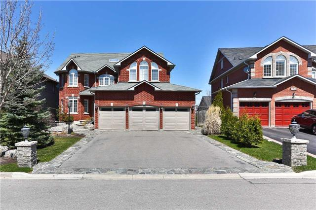 159 Langtry Pl, Vaughan, ON L4J 8L6 (#N4115209) :: Beg Brothers Real Estate