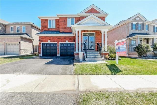 331 Sunset Rdge, Vaughan, ON L4H 1Z5 (#N4118171) :: Beg Brothers Real Estate