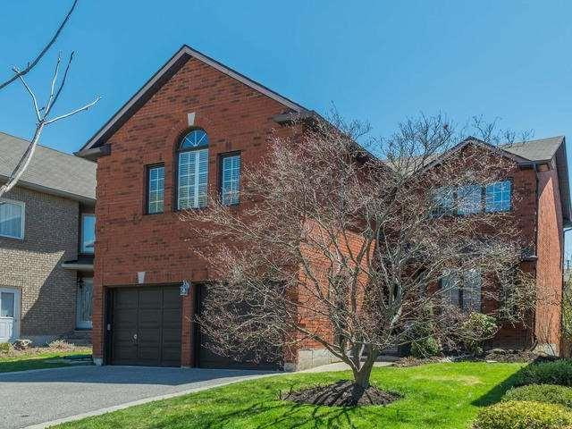 105 Downing Blvd, Vaughan, ON L4J 7N5 (#N4120462) :: Beg Brothers Real Estate