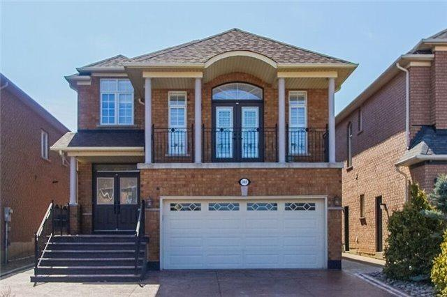 185 Sunset Rdge, Vaughan, ON L4H 1N7 (#N4122316) :: Beg Brothers Real Estate