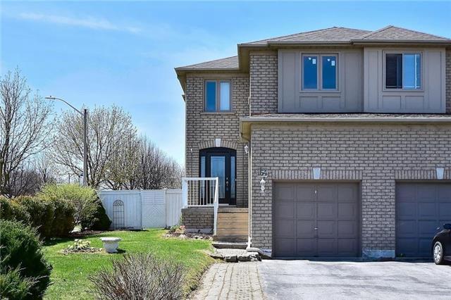 164 Primeau Dr, Aurora, ON L4G 6Z4 (#N4123735) :: Beg Brothers Real Estate