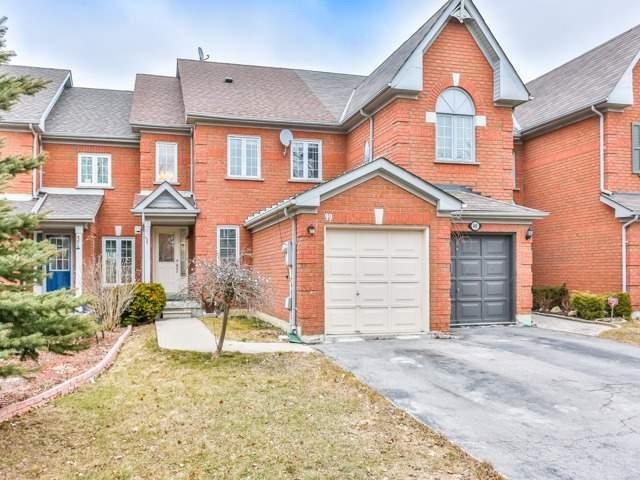 99 October Lane, Aurora, ON L4G 7A1 (#N4123952) :: Beg Brothers Real Estate