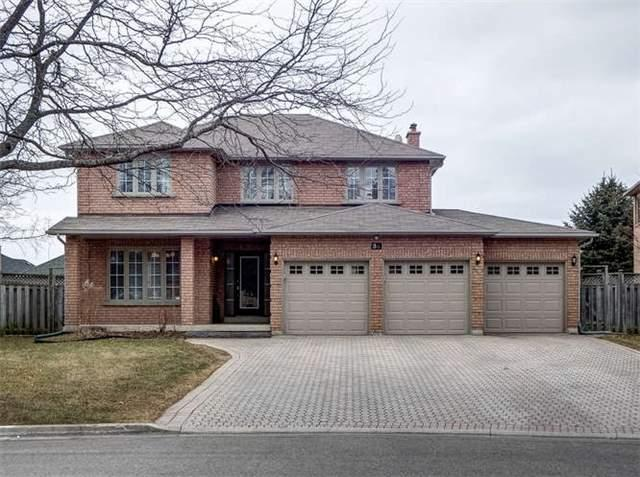 30 Dumfries Dr, Markham, ON L6C 1R9 (#N4124741) :: Beg Brothers Real Estate