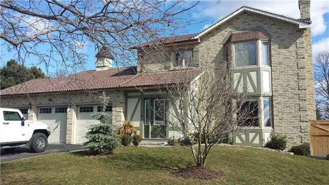 63 Balmoral Hts, East Gwillimbury, ON L0G 1R0 (#N4125057) :: Beg Brothers Real Estate