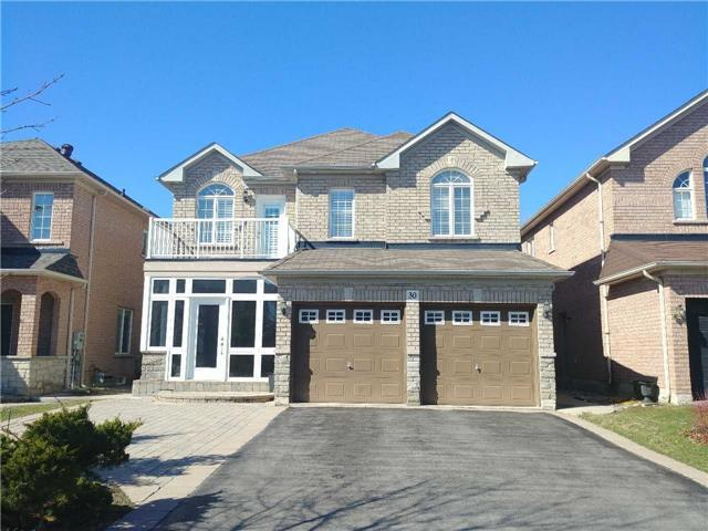 30 Melbourne Dr, Richmond Hill, ON L4S 2V3 (#N4125333) :: Beg Brothers Real Estate