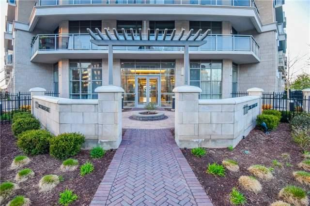 111 Civic Square Gate #520, Aurora, ON L4G 0S6 (#N4125898) :: Beg Brothers Real Estate