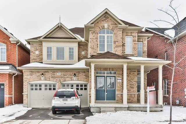 30 Henry Bauer Ave, Markham, ON L6C 0W8 (#N4125905) :: Beg Brothers Real Estate