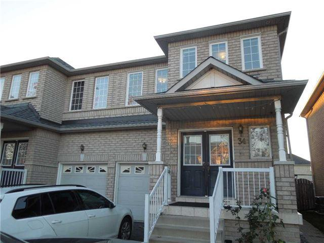 34 N Via Jessica Dr, Markham, ON L3R 5W2 (#N4126318) :: Beg Brothers Real Estate