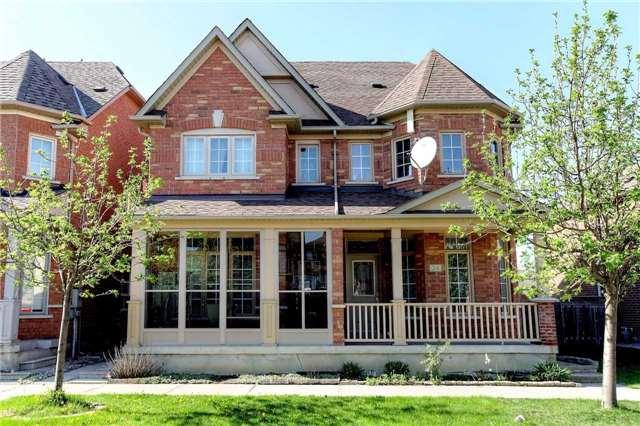 24 Catherina St, Markham, ON L6C 2L6 (#N4126841) :: Beg Brothers Real Estate