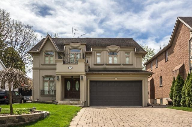 107 Grandview Ave, Markham, ON L3T 1H5 (#N4127032) :: Beg Brothers Real Estate